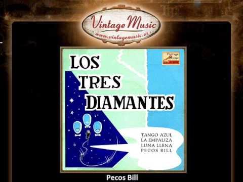 Los Tres Diamantes -- Pecos Bill (Melody Time Of Walt Disney) (VintageMusic.es)