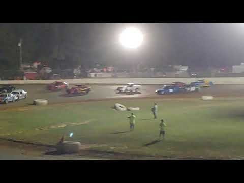 Brownstown Speedway 9/20/19 hornet feature