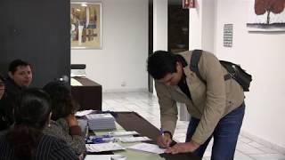 Presnta STAUS video de aspectos del VI Congreso General Resolutivo