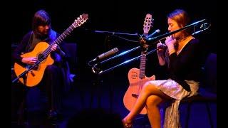 Rita Payés i Elisabeth Roma - Porque llorax blanca niña / LIVE in Vincennes (Paris)