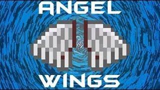 как сделать крылья ангела в террарии