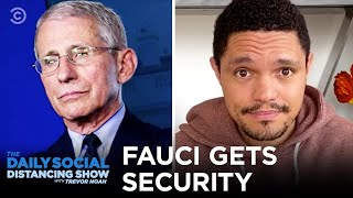 Gun Sales Are Up, Jobs Are Down & Dr. Fauci Faces Threats | The Daily Social Distancing Show