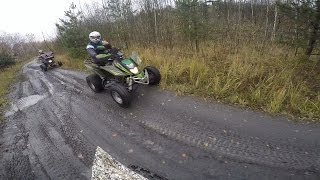 Raptor 700 & Bashan 200 & Shineray 250 | TRIP 6 | ATV | QUAD