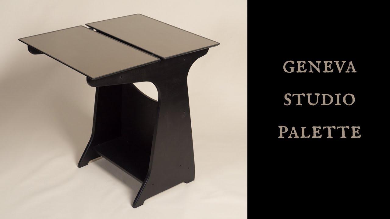 Geneva Studio Palette - the ultimate artists' palette