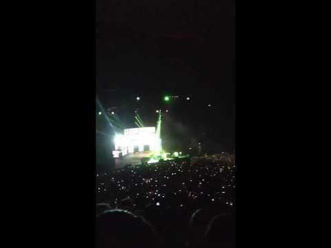 Ed Sheeran 02 dublin 2013