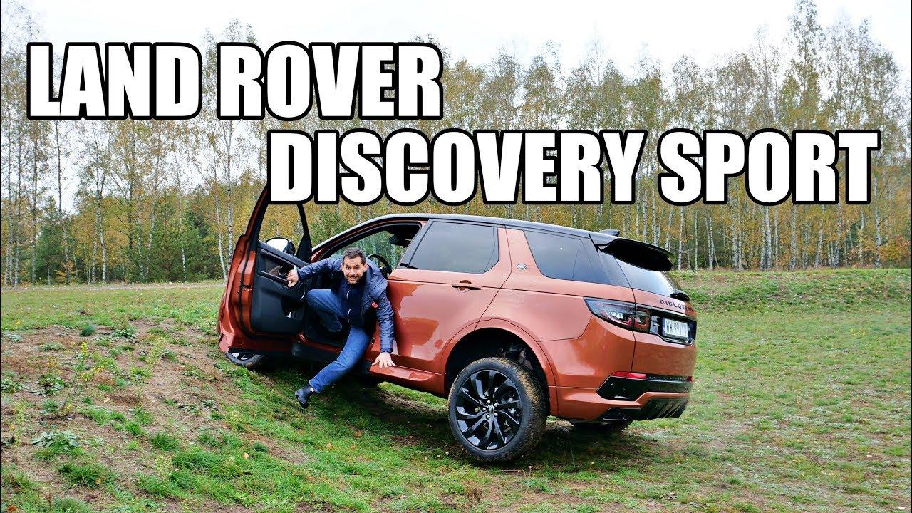 Land Rover Discovery Sport 2020 (PL) - test i jazda próbna