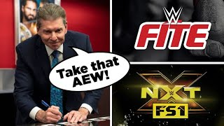 WWE Make MAJOR Moves To Squash AEW