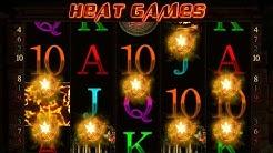 Merkur Magie Online - Burning Heat - Free Game Session - Legandary WIN auf 1 - 5€ Einsatz - ECHTGELD