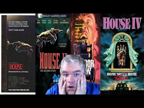 The House Film Franchise (personal history & reviews) + 2 bonus movie franchises