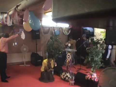 RCCG Jesus Centre Turku - 27.6.2015 Amplified Praise video 1