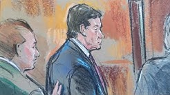 Judge sends Paul Manafort to jail