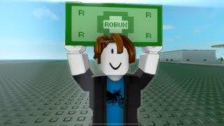 If everyone got 10 robux as starter | Short Roblox machinima