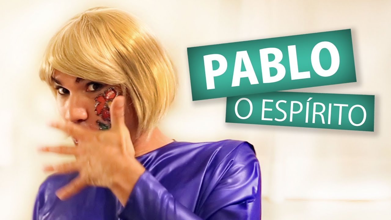 PABLO, O ESPÍRITO