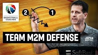 Team M2M Defense - Torsten Loibl - Basketball Fundamentals