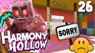 Minecraft Harmony Hollow Modded SMP Episode 26: Peace Treaty