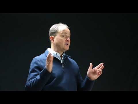 David Greenwood Speaking Demo Video