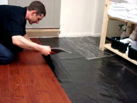 lvt installation on the instalay peel stick system