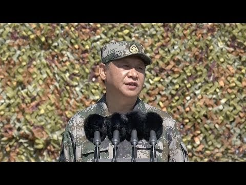 President Xi reaffirms PLA has confidence and capability to defeat all intruders