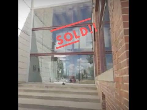 SOLD!! Edmonton Home For Sale//Loft Living//#240 10309 107 Street