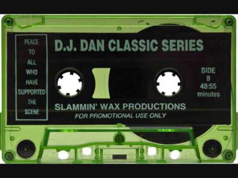 Dj Dan - Warehouse Flashback (side B)