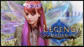 Vídeo feito em promoção ao jogo Legend Online. Música autoral sobre...