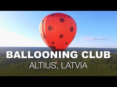 Ballooning Club ALTIUS ,Riga