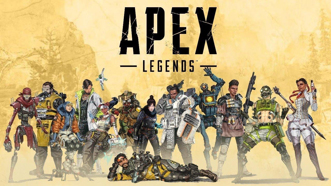 今日こそチャンピオン取りたいな♪ Apex Legends