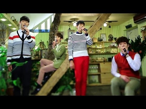 2AM(ComeBack Stage) - One Spring Day, 투에이엠(컴백 무대) - 어느 봄날, Music Core 20130309