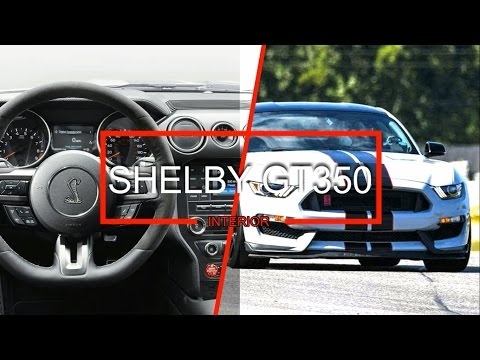 New Generation !! 2017 ford shelby gt350 with Track Apps Electronic Line-Lock (inetrior design)