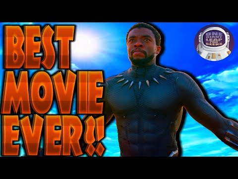 Black Panther Review Did It Live Up To The Hype | OGLFG Podcast