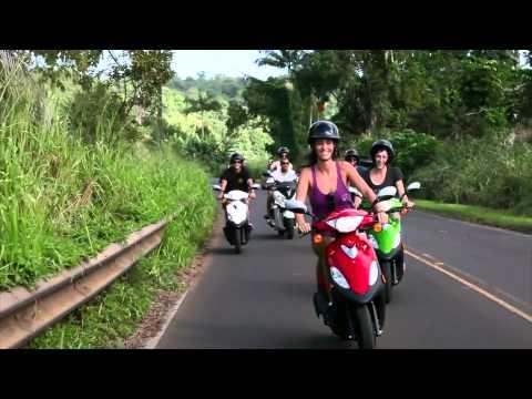 Kauai Moped & Scooter Rental