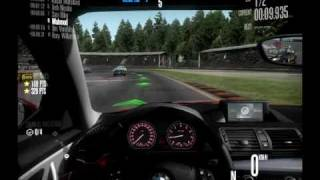 Need For Speed SHIFT Pc Gameplay