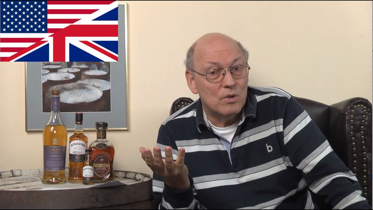 Whisky FAQ #4: Audience questions and answers - YouTube