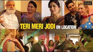 "Gambar cover ""Teri Meri Jodi"" On Location   Yograj Singh    King B Chauhan   Sammy Gill   Jazzy   DAAH Films"
