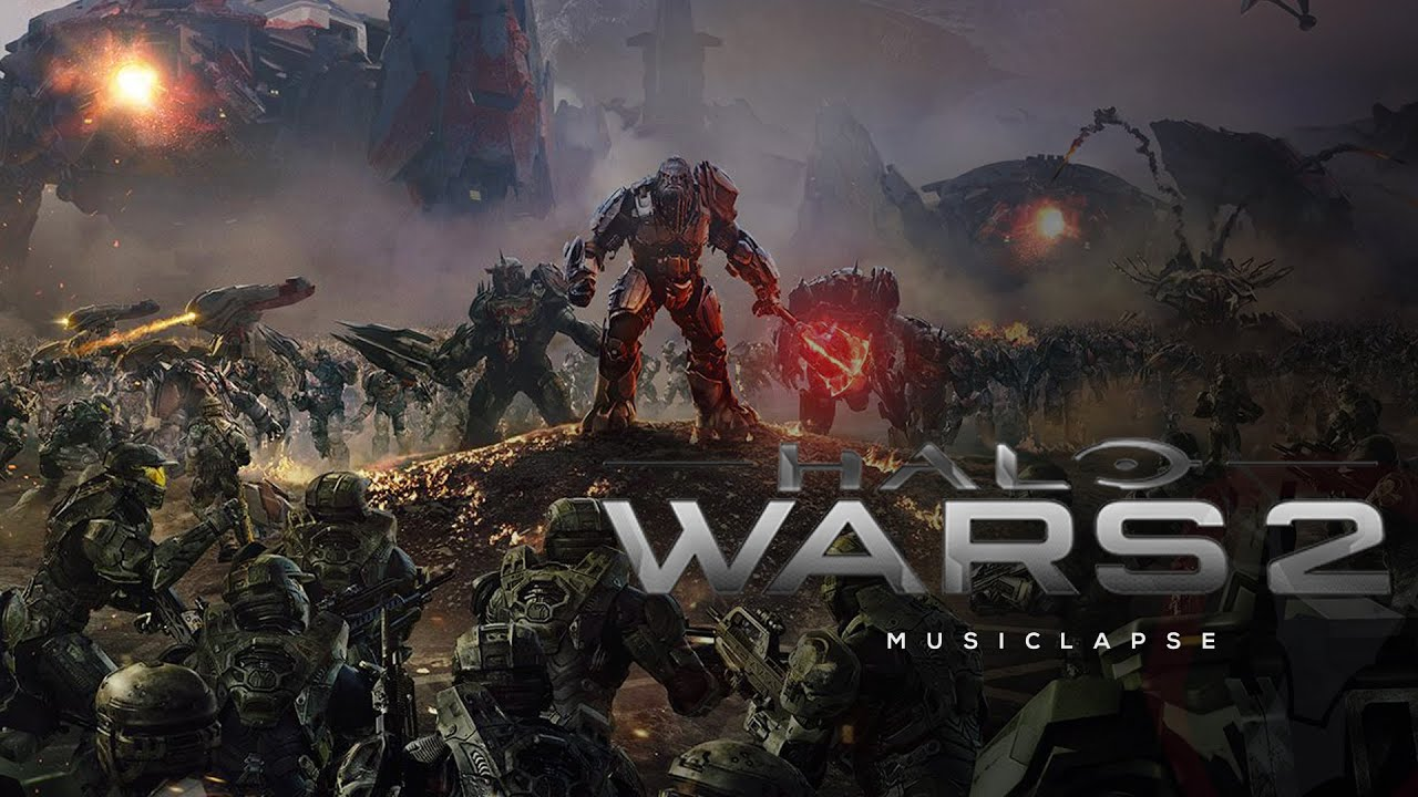 Halo Wars 2 Wallpaper: E3 Trailer Song