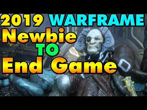 2019 Warframe Guide - New Player to Endgame Overview