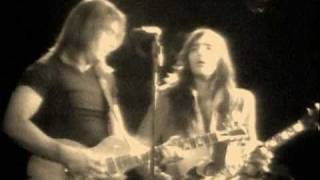 Who Do You Love? (1973 B&W) - Quicksilver Messenger Service