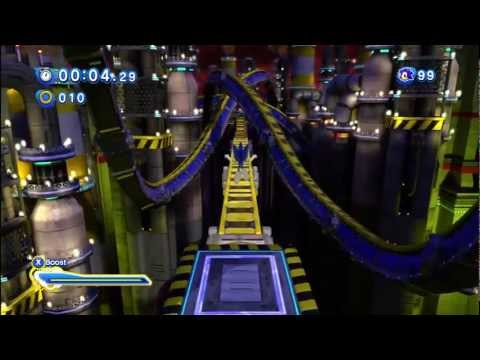 Sonic Generations: Chemical Plant (Modern) [1080 HD]