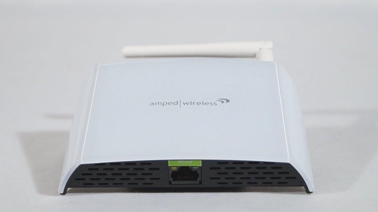 AMPED WIRELESS REC15A RANGE EXTENDER 64BIT DRIVER DOWNLOAD