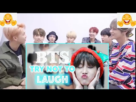 """BTS Reaction About Videos:""""BTS TRY NOT TO LAUGH P.23"""""""