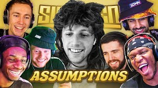 SIDEMEN ANSWER FAN ASSUMPTIONS