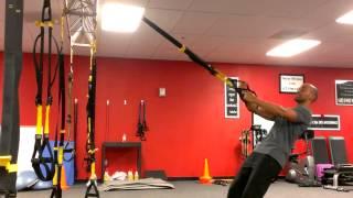 TRX Biceps Clutch