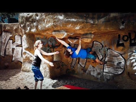 SE-Block: The spot for hard bouldering | Berlin's Best Bouldering, Ep. 01