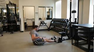 Wide Grip Cable Row
