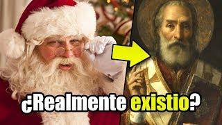 Santa Claus/Papa Noel en la Historia Real - San Nicolas de Bari