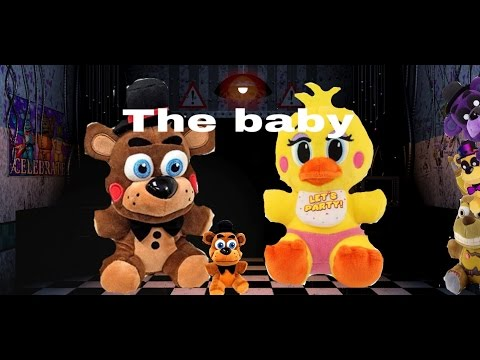 FNaF plush SERIES season 2 part 3 the baby