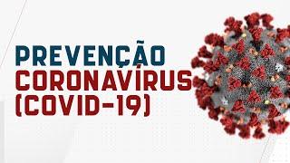 #JuntosContraCoronavirus | Saiba como se prevenir contra a COVID-19