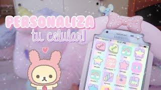 ¡Personaliza tu celular! ( *ˊᵕˋ) Temas, íconos, wallpapers ♡. screenshot 1