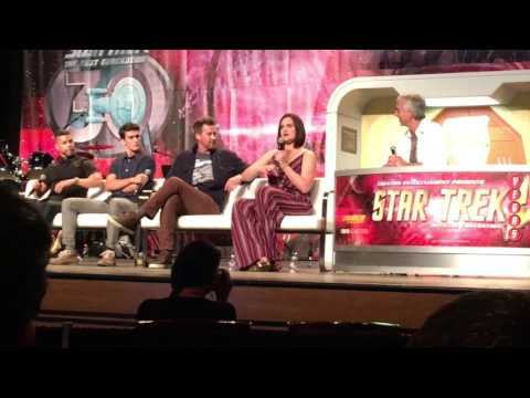 Star Trek Discovery Cast 2017