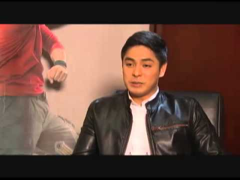 Coco Martin on Juan Dela Cruz Journey Travel Video